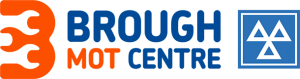 Brough MOT Centre Logo