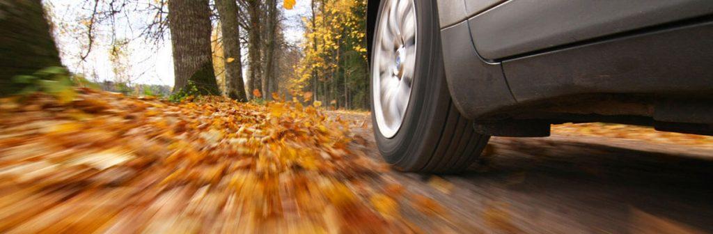 Prepare your car for autumn