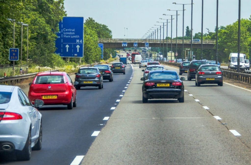 Boris Johnson brings forward petrol and diesel car sales ban to 2035